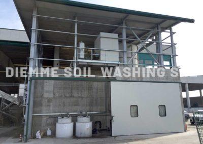 Diemme Soil Washing