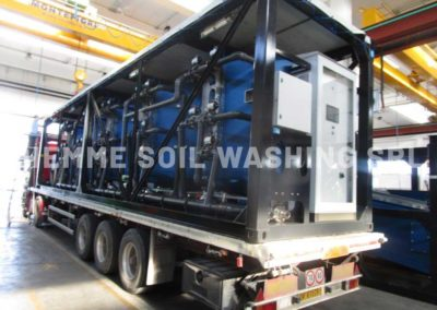 Water Filtration Skid