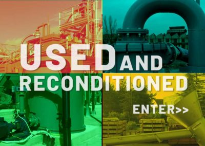 Used and Reconditioned