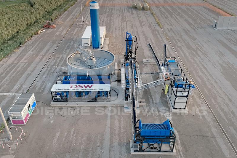 Impianto Soil Washing 2