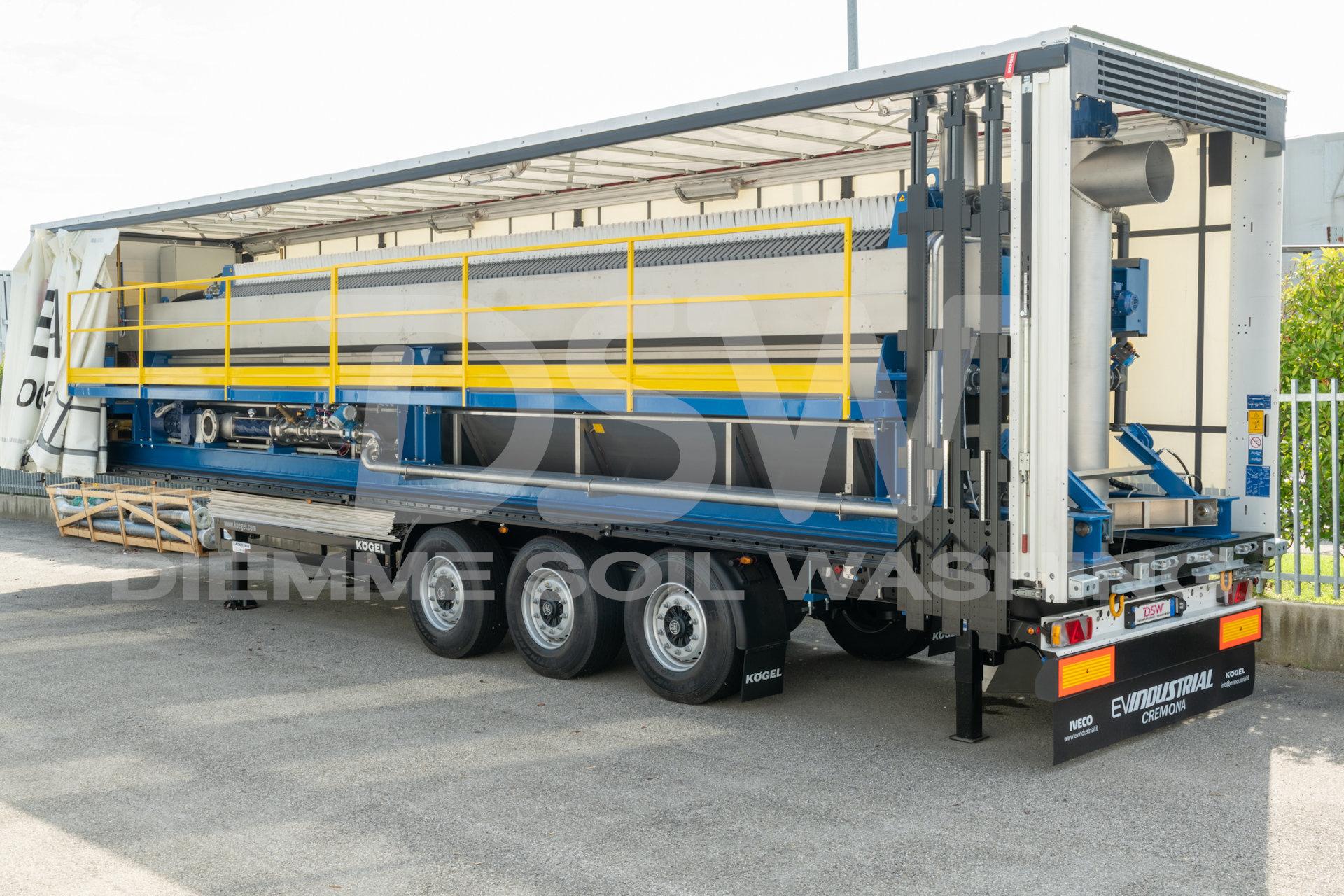 Unités Mobiles de Filtration