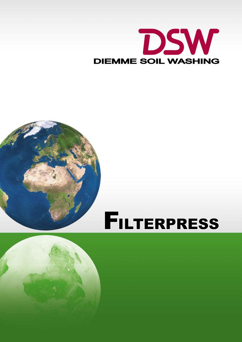 download Filter press catalogue
