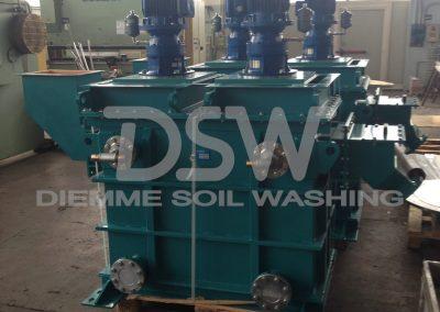 Celle Attrizione diemme soil washing 2