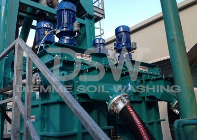 Celle Attrizione diemme soil washing 3