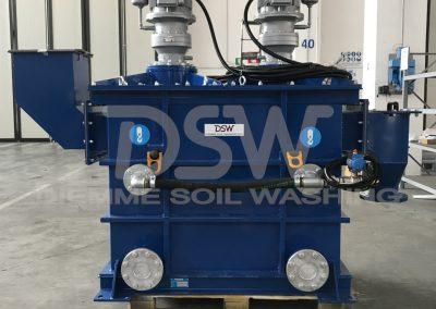 Celle Attrizione diemme soil washing 6
