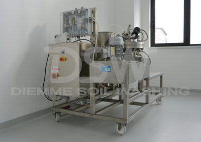 DSW Filtro Membrana Pilota