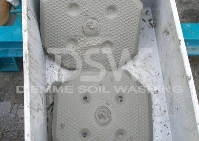 DSW Filtropressa Pilota Panello