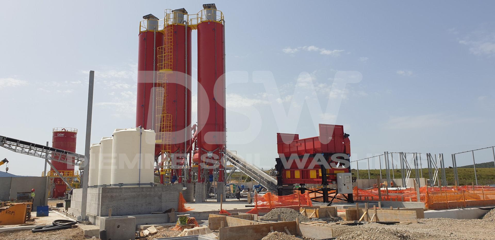 DSW Impianto Inertizzazione 2