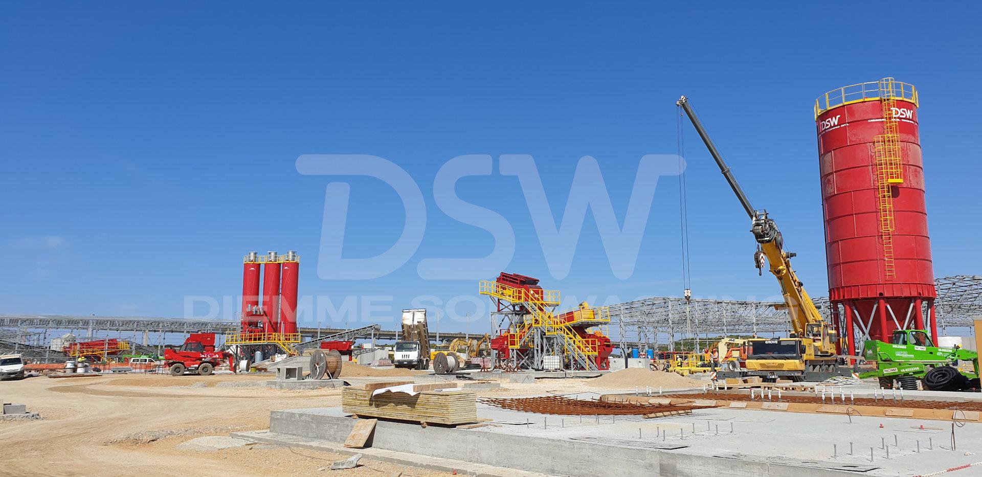 DSW Impianto Soil Washing 1