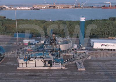 Impianto Mobile Soil Washing Bonifica Discarica 1