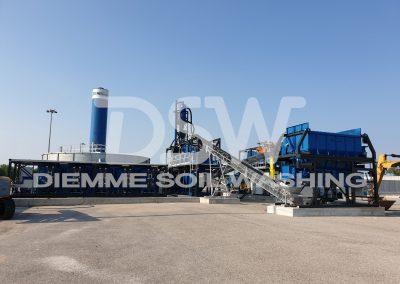 Impianto Mobile Soil Washing Bonifica Discarica 2