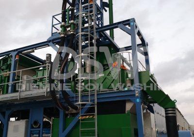 Impianto Mobile Soil Washing Bonifica Terreni 2