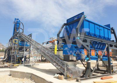 Impianto Mobile Soil Washing Sedimenti Marini 1