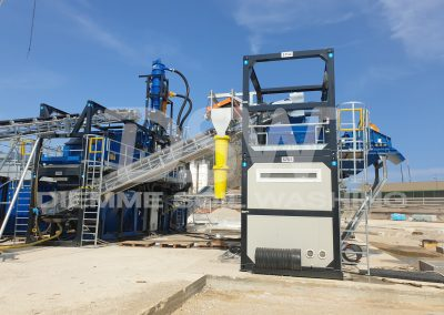 Impianto Mobile Soil Washing Sedimenti Marini 2