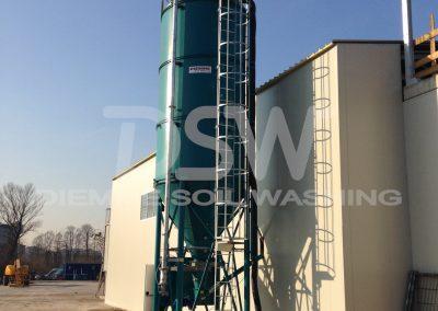 Impianto Stabilizzazione e inertizzazione diemme soil washing 2