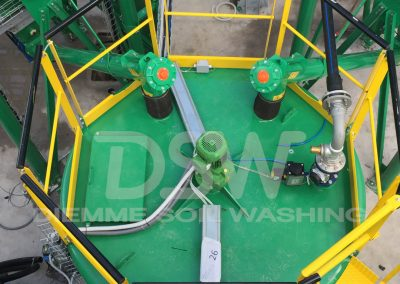 Impianto trattamento acque acide di raffineria
