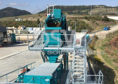 Impianto Stazionario Soil Washing 4