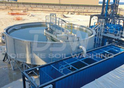 Impianto Trattamento Acque diemme soil washing 1