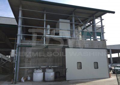 Impianto Trattamento Acque diemme soil washing 4