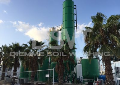 Impianto Trattamento Acque diemme soil washing 6