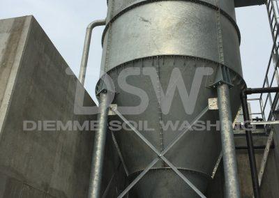 Impianto Trattamento Acque diemme soil washing 7