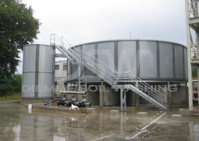 Impianto Trattamento Acque diemme soil washing 9