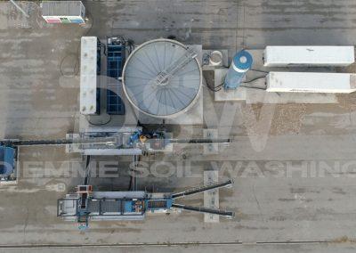 Impianti mobili di Soil Washing e Sediment Washing