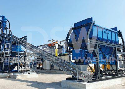 Impianto mobile Soil Washing 2018 2