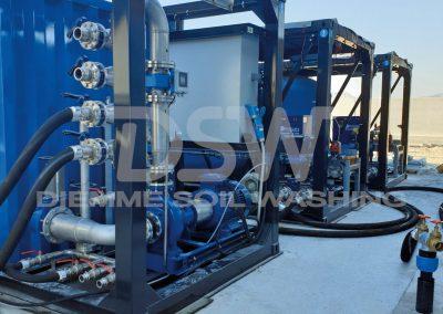 Impianto mobile Soil Washing 2018 4