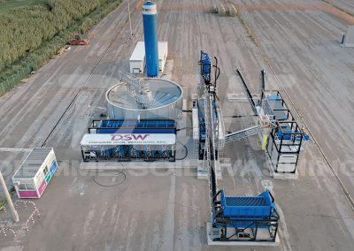 Impianto mobile Soil Washing 2018
