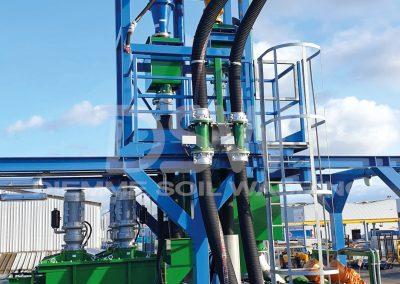Impianto mobile Soil Washing 2019 1