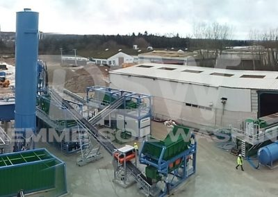 Impianto mobile Soil Washing 2019 4
