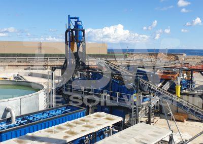 Impianto mobile Soil Washing 2020 1