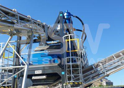 Impianto mobile Soil Washing 2020 4